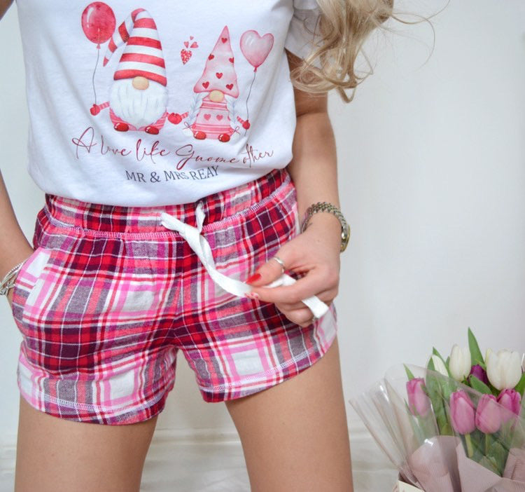 Love Gnome Pyjamas - Lovelei Ltd