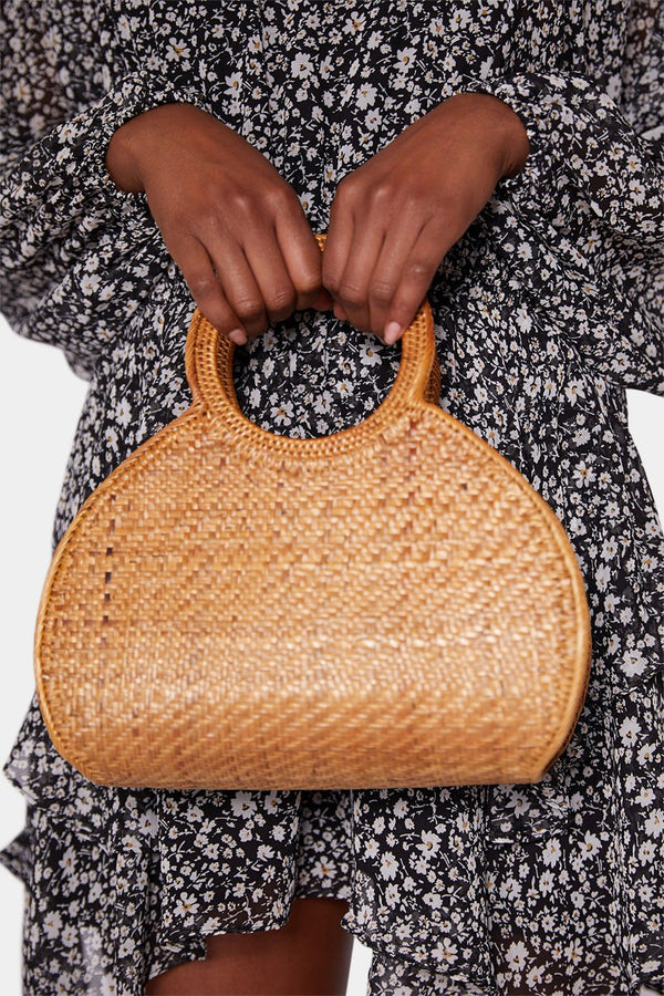 ABIDJAN BASKET BAG bags LADY ALAKO