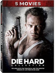 Die Hard Collection (DVD) [1, 2, 3, 4, 5 Movies]