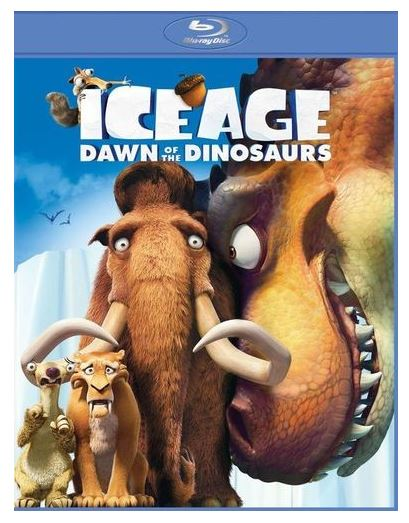 Ice Age: Dawn of the Dinosaurs (Blu-Ray and DVD Combo)
