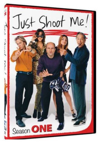 Just Shoot Me! Season 1 (DVD) Still in Plastic