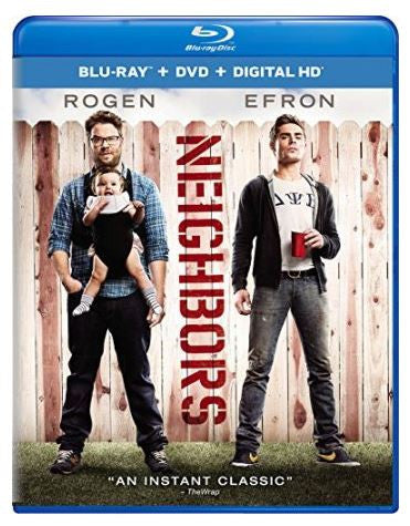 Neighbors (Blu-Ray and DVD Combo)
