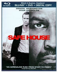 Safe House (Blu-Ray and DVD)