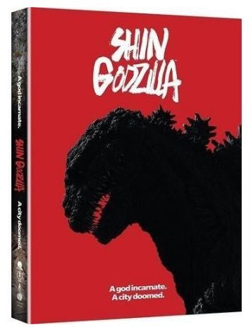 Shin Godzilla (Blu-Ray and DVD)