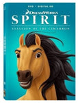 DreamWorks Spirit: Stallion of the Cimarron (DVD)