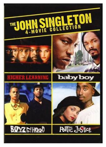 Multi-Movie The John Singleton 4-Movie (DVD) Collection Set
