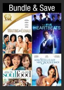 Multi-Movie Soulful Classics 4 Movie (DVD) Collection Set