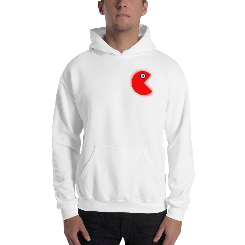 Pac-man Hooded Sweatshirt