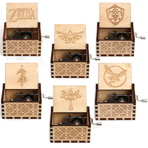 Zelda Musical Box