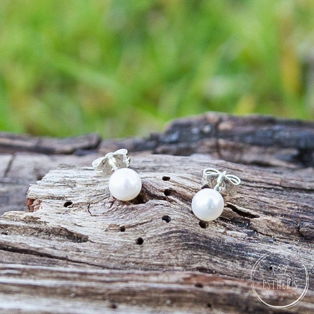 Sweet Pearl Earrings Earrings