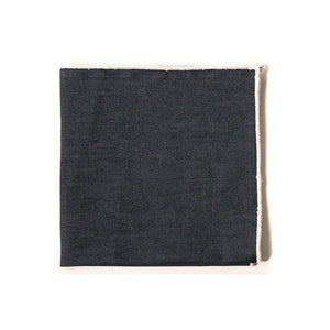 TWEEDS Denim Pocket Square