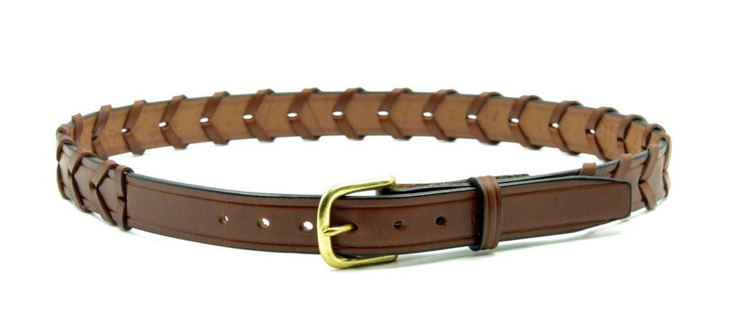 TWEEDS Laced Belt