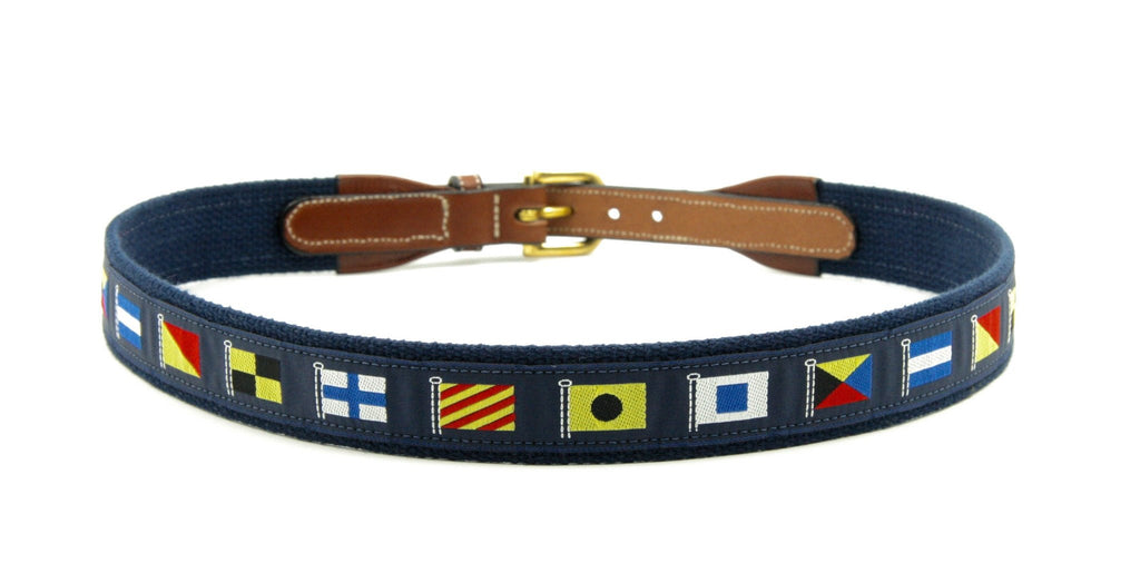 "1.25"" Nautical Belt"