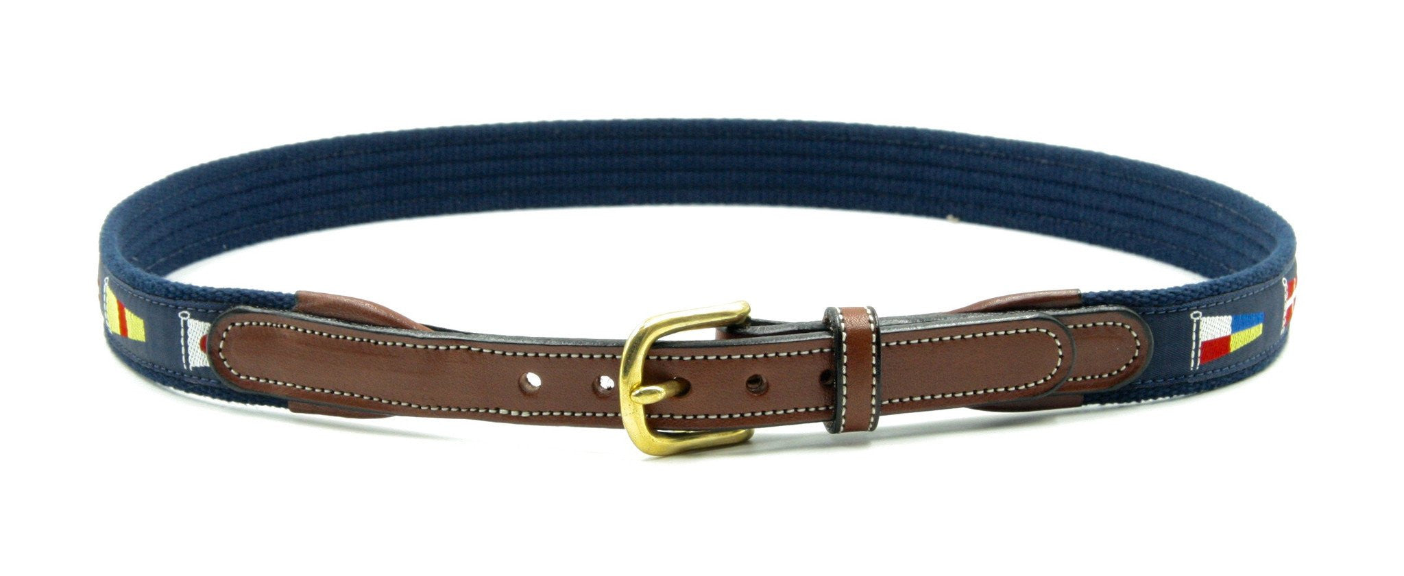 "1"" Nautical Belt"