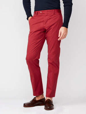 Red Sport Trouser