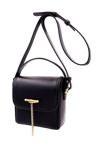SANCIA | Maeve Mini Bag - Black