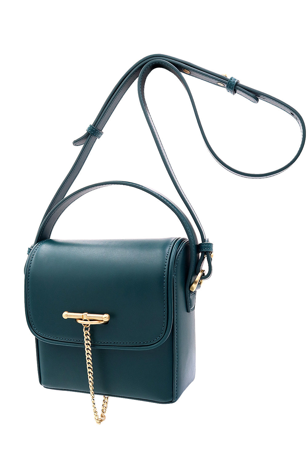 SANCIA | Maeve Mini Bag - Hunter Green