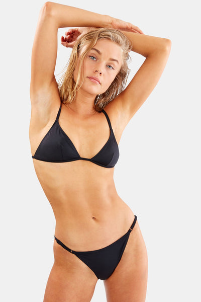 SOLID & STRIPED | Lulu Bottom - Black