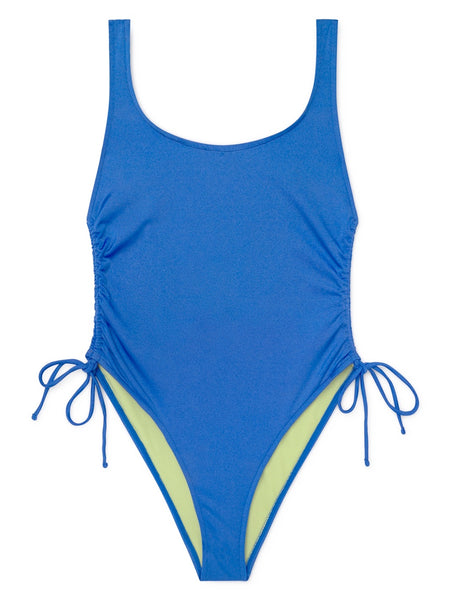 PALOMA WOOL | Bagheria One Piece Swimsuit - Soft Blue