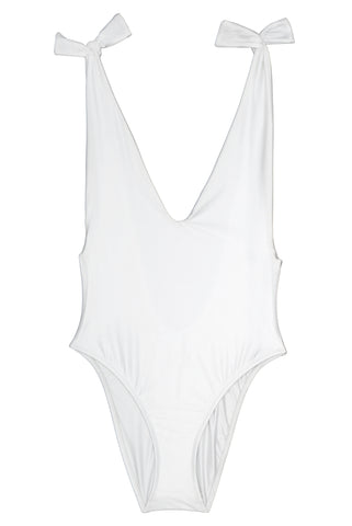 SIDWAY Anderson One Piece in White