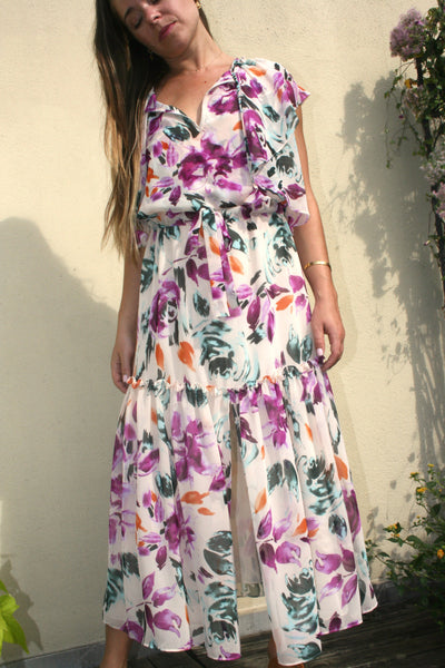 MISA Celina Dress Floral Print stockists retailers