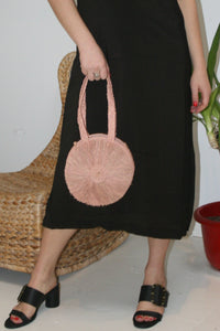 KAANAS Bora Bora Sunshine Bag dusty rose