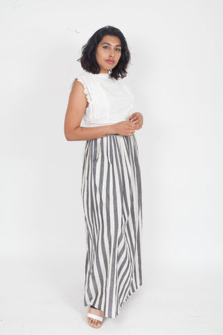 ANAAK | Stripe Devika Skirt - Stripe