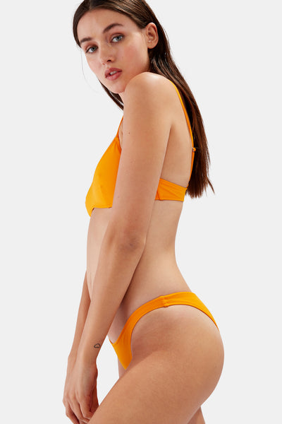 SOLID & STRIPED | The Rachel Bikini - Orange