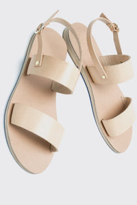 KYMA Mykonos Sandal in Natural