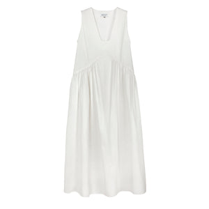 Wray | Lily Dress - White