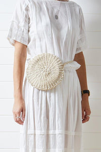 The Beach People Scallop Mini Multi Crossbody Bag