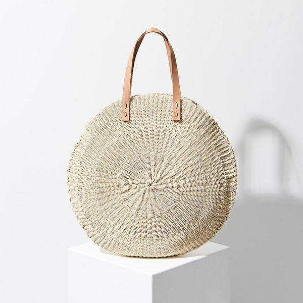 The Beach People Scallop Oversized Tote Beach