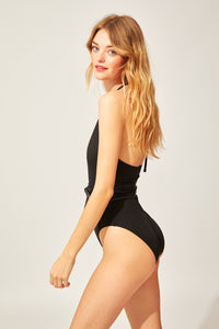 The lou one-piece Solid & Striped Swimwear