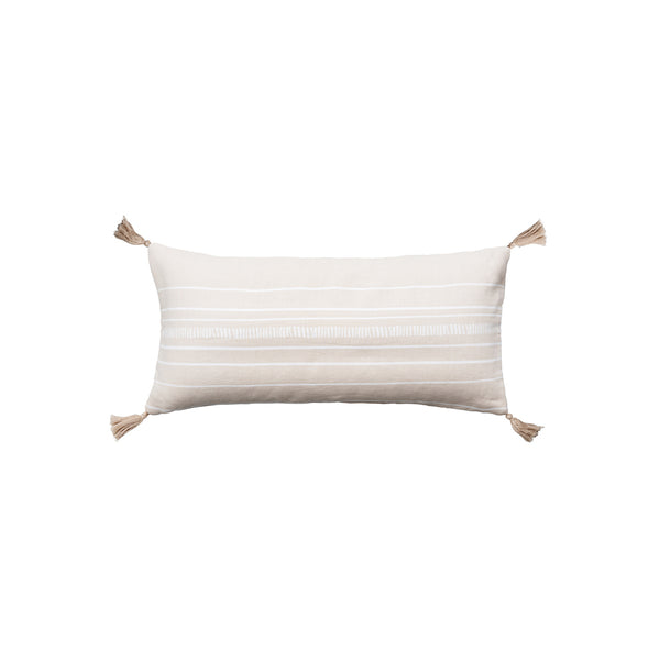 THE BEACH PEOPLE  Dunes Beach Pillow Cushion