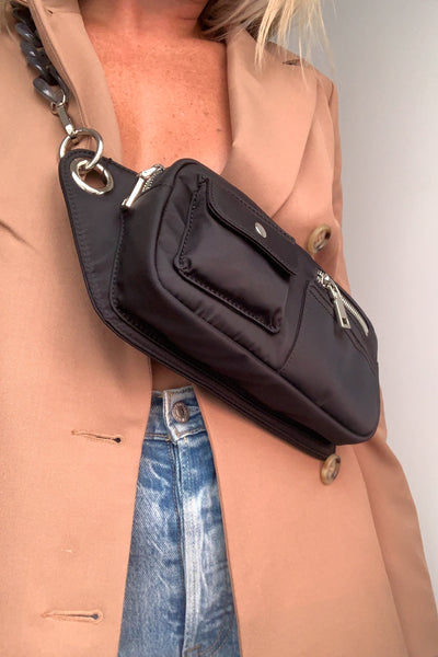 HVISK | Brillay Bag - Black