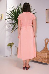 LACAUSA | Vivien Dress - Guava