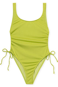 Mengual One Piece Swimsuit - Avocado