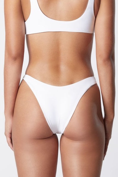 IT'S NOW COOL | 90's Bikini Bottom - White