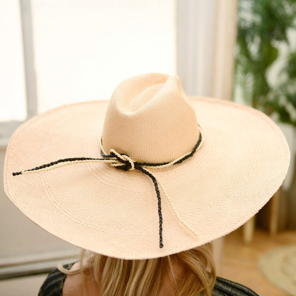 ARTESANO Seychelles Hat in Cream