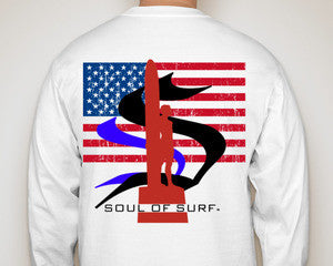 Show your colors! Long Sleeve T-Shirt
