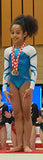Arete Leotards Brand Rep Maisie English Espoir floor champion 2014 gymnastics leotard