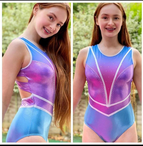 Purple Fox - Arete Leotards