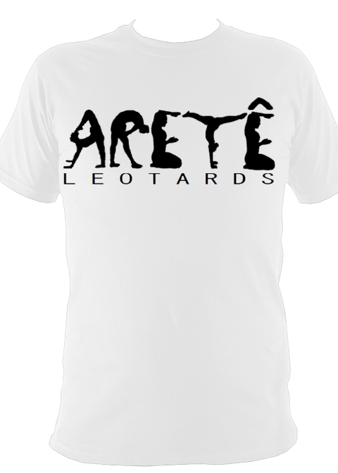 Unisex Aretê T-Shirt (Child Sizes) - Arete Leotards