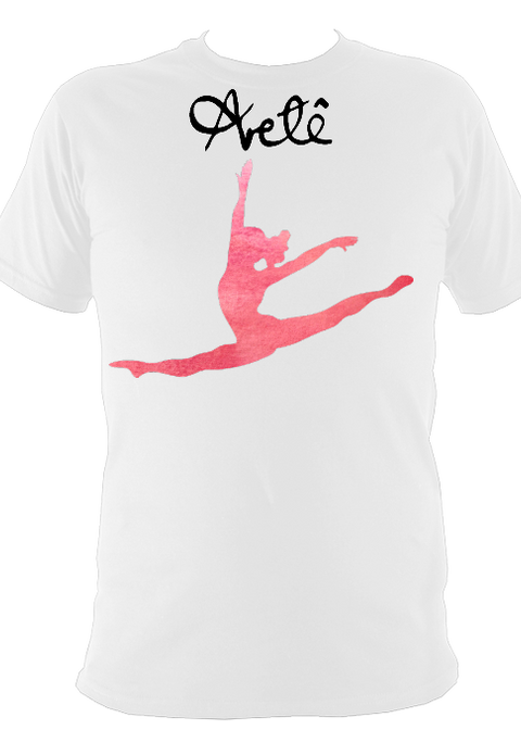 Arete Leap T-Shirt - Arete Leotards