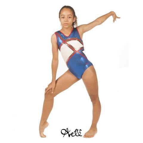 Deluxe Christmas Box  - Girls Gymnastics Leotard Style 1