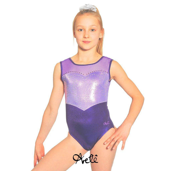 Deluxe Christmas Box  - Girls Gymnastics Leotard Style 2