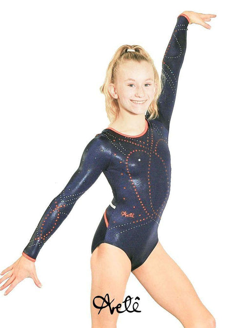 Valiant Long Sleeved - Arete Leotards