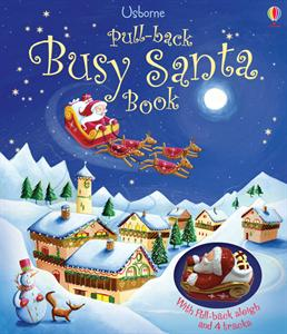 Usborne Busy Santa Book