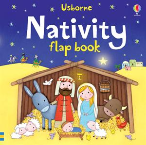 Usborne Nativity Flap Book