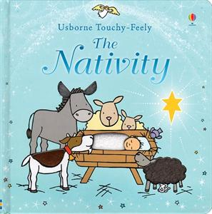 Usborne Nativity Touchy-Feely